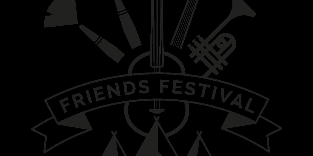friends festival png graphic